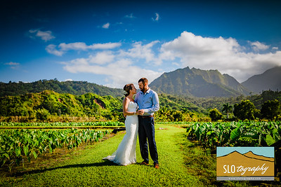 Averi+Jordan ~ Kaua'i Wedding