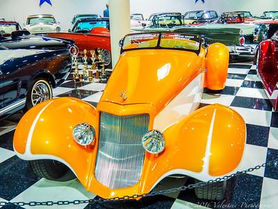 Sam Pack Museum 02-11-17  Cadillac Lasalle Club.