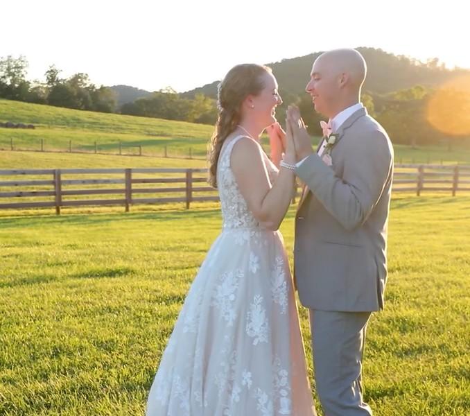 Karlie Jo & Oliver | Wedding in Fairfield, VA