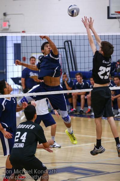 Boys V-Volleyball 042314