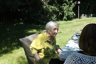 Olga Feyodorovna 95th Birthday