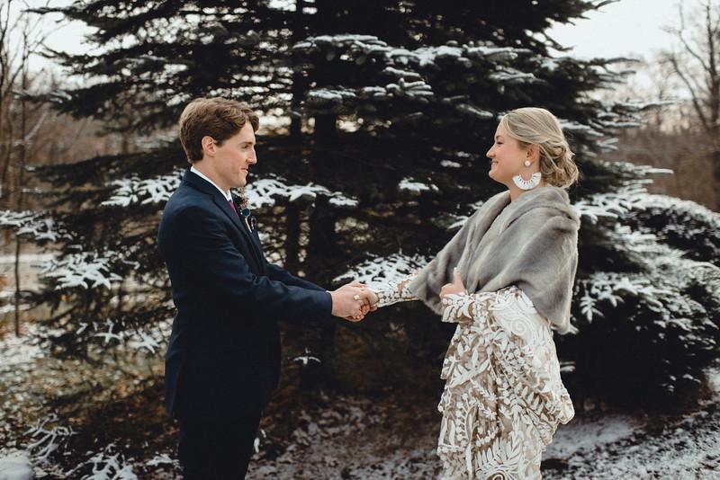 Requiem Images - Luxury Boho Winter Mountain Intimate Wedding - Seven Springs - Laurel Highlands - Blake Holly -518.jpg