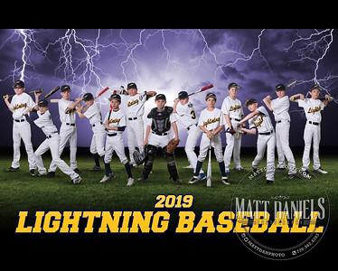2019 Lightning Baseball