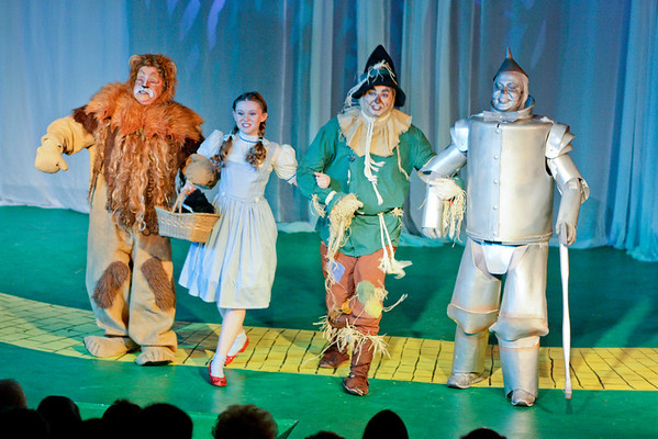 Wizard of Oz - Mainstage
