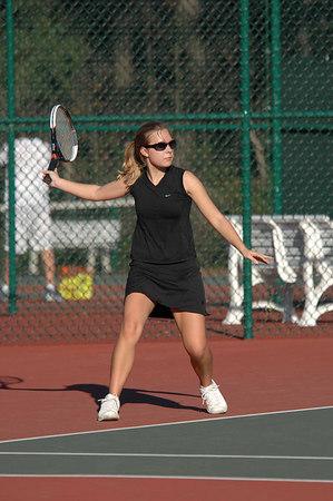 Tennis vs SEHS 2-28-07