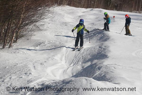 2021-02-17 Loon Skiing