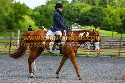 Jr 12 Under English Equitation 7/25/21