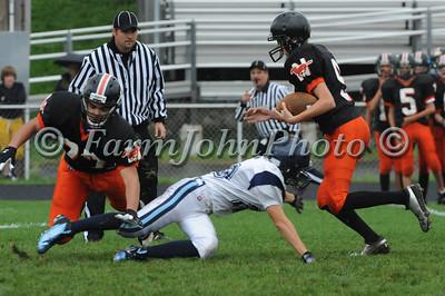 9/29/2011 Livonia Stevenson vs. Northville - Freshmen