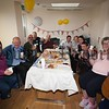 Pictured are some of those who attended the Positive Futures Big Lunch. R1625011