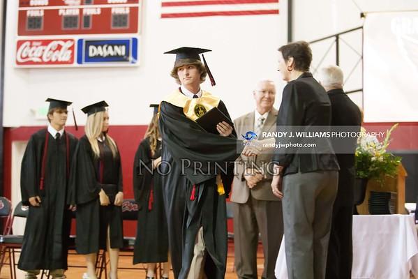 Jumpertown High School Graduation