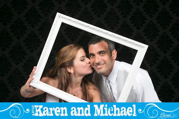 04.27.13 Karen & Michael Photo Booth