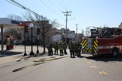 Tanker spill - 1210 Madison Ave Bridgeport, CT - 3/22/2021