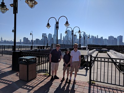 Ellis Island Trip