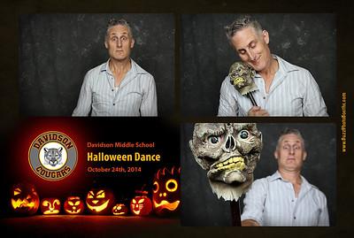 2014 Davidson Halloween Dance