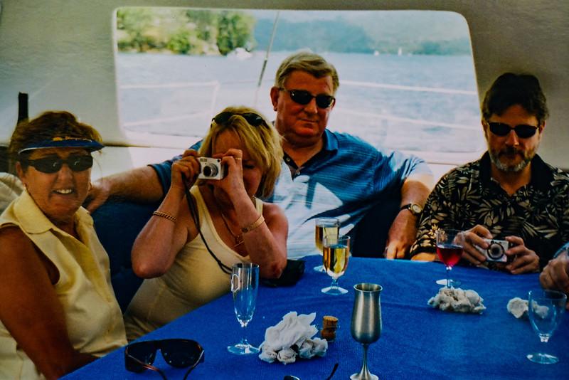 Wed Run Pittwater Cruise Nov 2004
