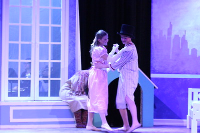 2016 MSDA Spring Musical - Peter Pan