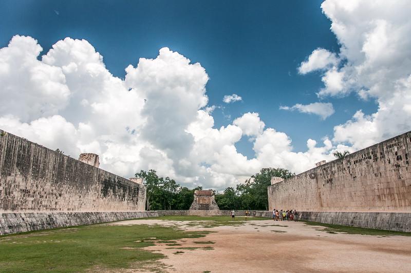 Chichen Itza in Tinum, Mexico