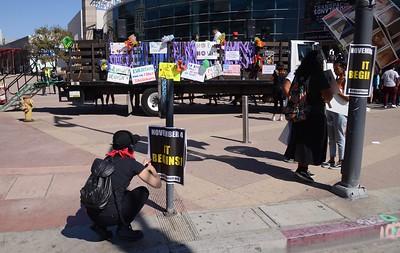 No Muslim Ban Ever -Los Angeles
