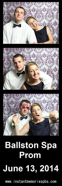 Ballston Spa Prom June 13, 2014