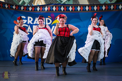 Madame Gigi's Outrageous French Cancan Dancers