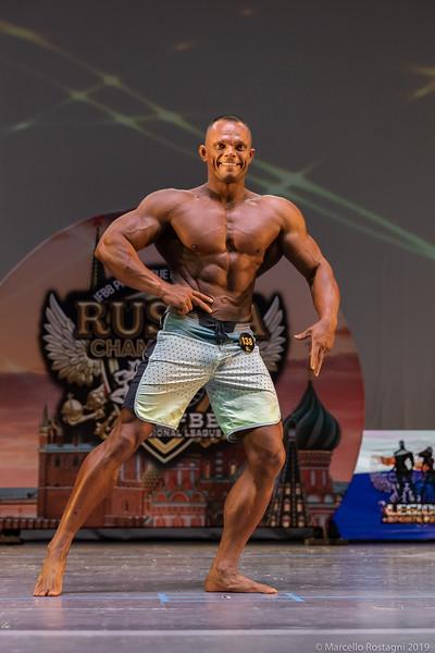3rd Place 138 Прусов Иван Владимирович