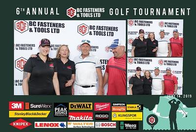 BCF 2019 Golf Tournament