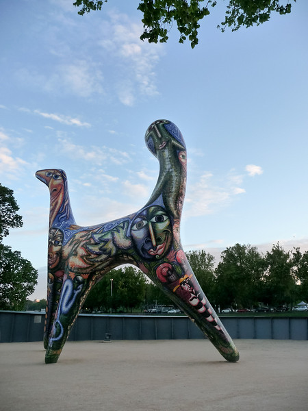 Melbourne - Home to more bad public art sculptures per capita than any other city in the world