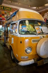 Bob Waldmire's VW Microbus