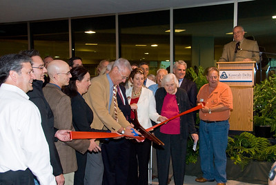 2009-05-01 Kaweah Delta Medical Center Grand Opening of Acequia Wing