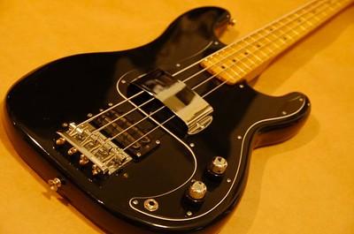 Fender P/J's