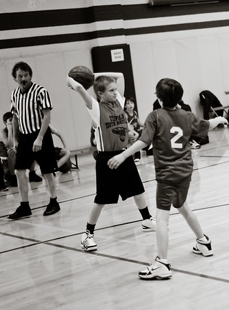 5th grade Travel Basketball - Topsham vs. Falmouth
