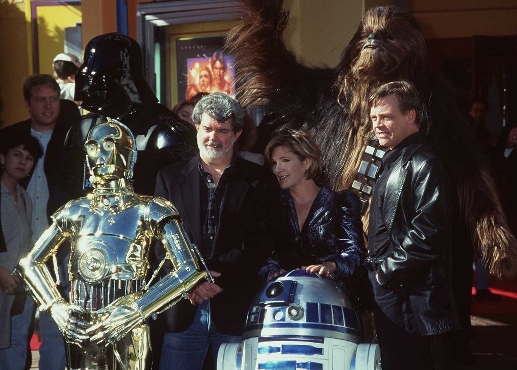 """. <p><b> Princess Leia herself, Carrie Fisher, reportedly will be returning in the upcoming seventh episode of � </b> <p> A. Star Wars <p> B. Star Trek <p> C. Star Rehab <p><b><a href=\'http://www.twincities.com/entertainment/ci_25660155/star-wars-cast-announced-includes-adam-driver?source=rss\' target=\""""_blank\""""> LINK </a></b> <p>   (File photo)"""