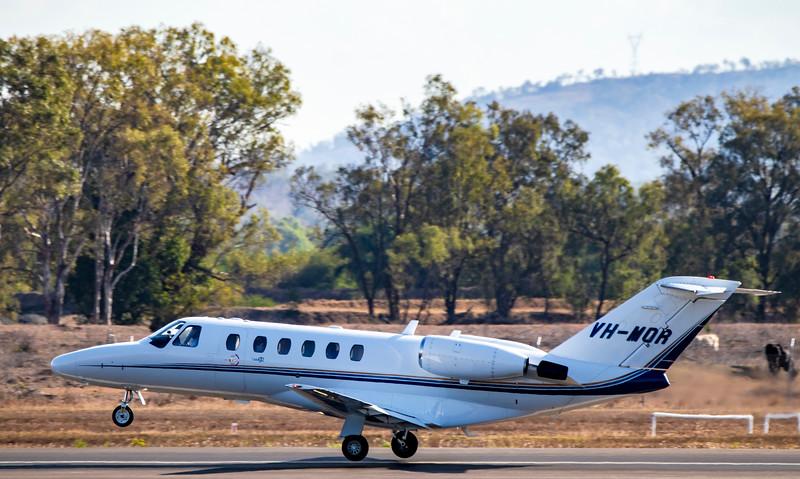 Cessna 525A CitationJet/M2