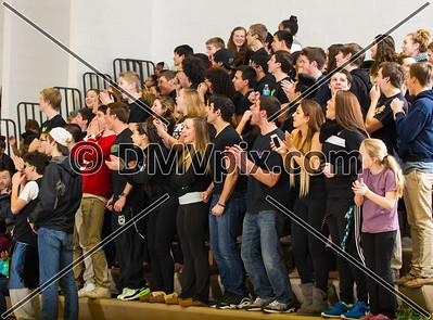 JEB Stuart vs Falls Church Boys Varsity Basketball (30 Dec 2013)