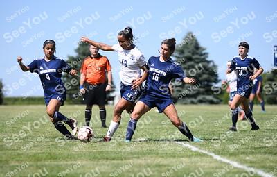 2019 ICCC Women Soccer