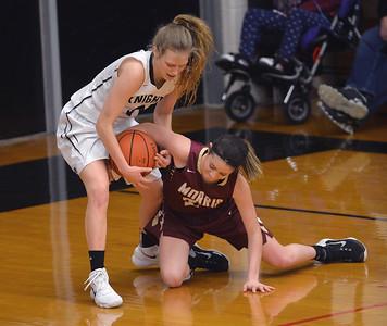 Kaneland Girls Basketball vs. Morris