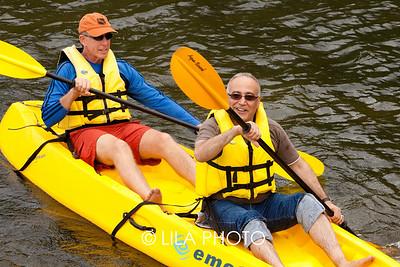 Day 3 - Kayaking