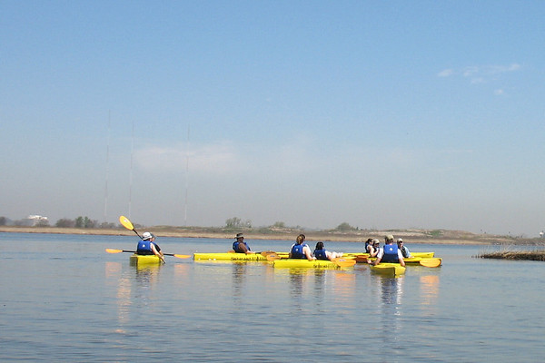 Hackensack Riverkeepers Eco Paddle 04259