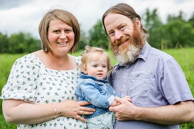 Broderick Family & Maternity - July 2021