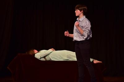 Wellington East Girls' College: Othello - Act V sc ii