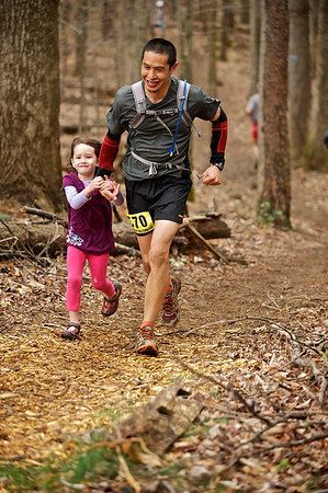 Bull Run Run 50 Miler - All (April, 2011)
