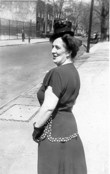 Maryann Sanfilippo April 1947