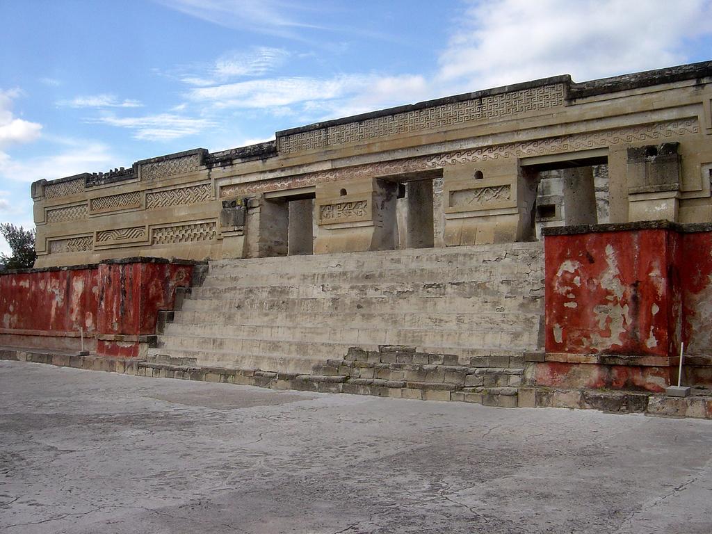 Mitla - best Mexico ruins