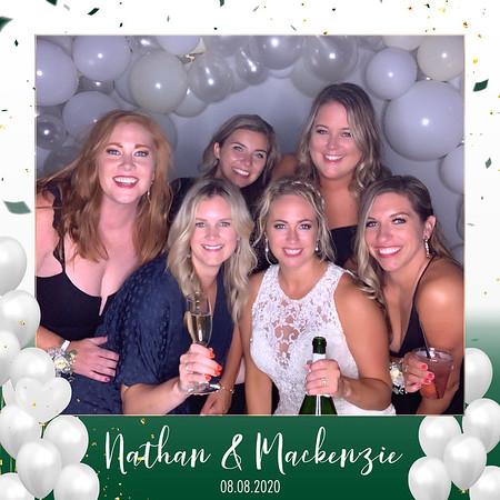 Nathan + Mackenzie Wedding