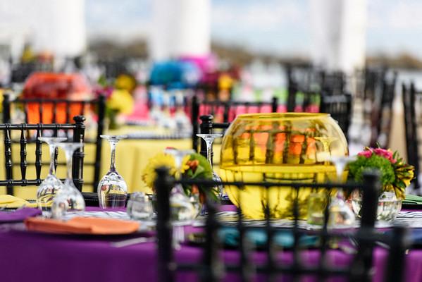 Westin | corporate event decoration