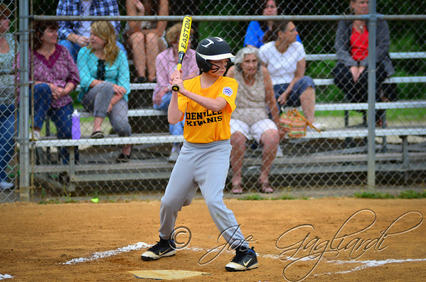 June 3 - Knights of Columbus vs  kiwanis