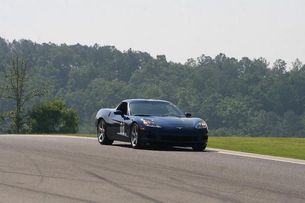 #08 Corvette