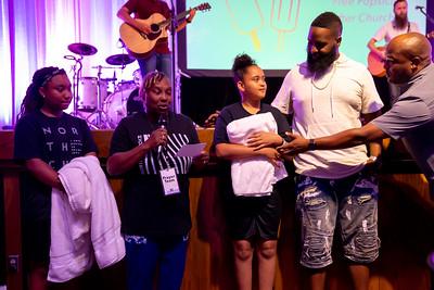 July 2019 Baptism