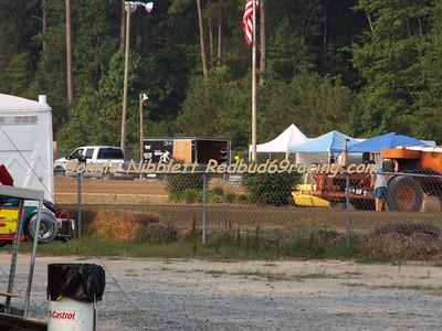 July 28, 2007 US 13 Kart Club DDDS Pit Shots