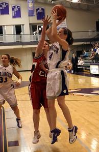 Darlington vs  Sonoraville Varsity Girls 12-4-2007